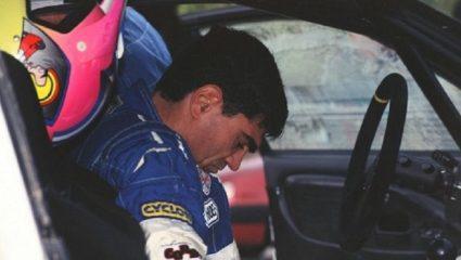 Ο Γιάννης Βαρδινογιάννης των δρόμων: Όταν ο Τζίγγερ κούμπωνε τις έκτες με τη θρυλική Lancia Integrale