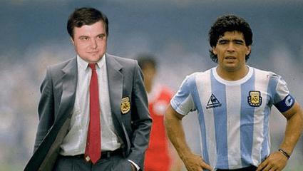 Ο παικταράς δίπλα στον Ντιέγκο: Ο Αργεντίνος που έφερε ο Κοσκωτάς, αλλά τον ξέχασαν όλοι (Pics)