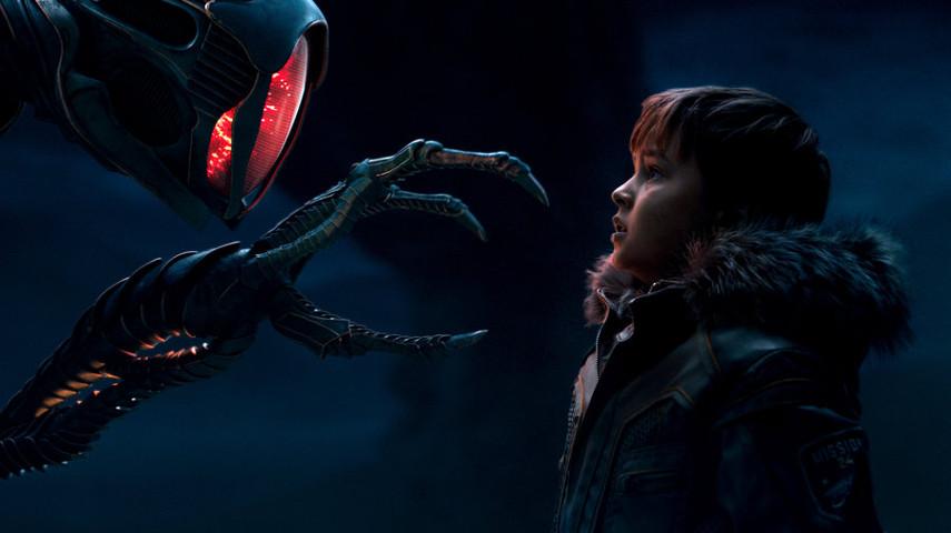 Lost in Space: Το Netflix προσφέρει μια σειρά-ευτύχημα για το sci-fi