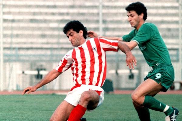Ο Έλληνας παίκτης που θα έγραφε ιστορία αν δεν έπαιζε μπάλα για την πλάκα του...