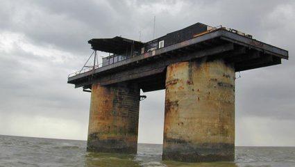 Sealand: Το μικρότερο κρατίδιο του κόσμου είναι ένα φρούριο του Β' Παγκοσμίου Πολέμου!