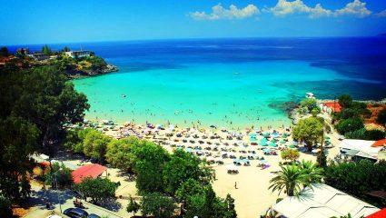 Απόδραση στον… Παράδεισο! Φθηνά και γρήγορα στην πιο εξωτική παραλία που οι Αθηναίοι θα λατρέψουν (Pics & Vid)