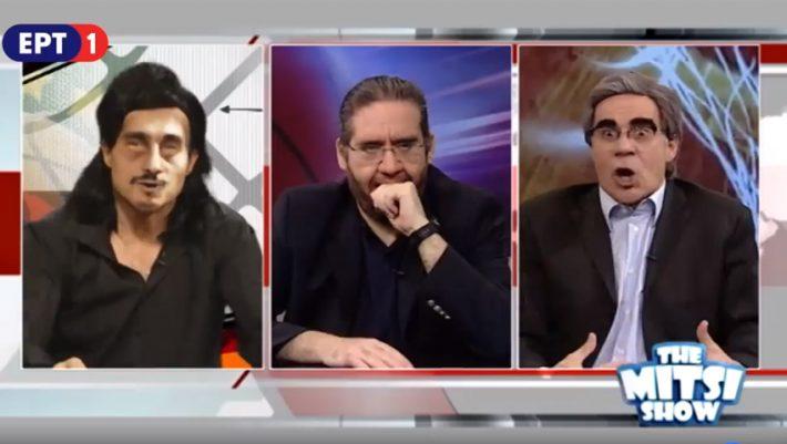 Έπος Μητσικώστα: Ο Γιαννακόπουλος... γλεντάει τον Μπερτομέου! (Vid)