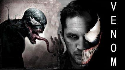 Το trailer του Venom θα σε κάνει να παλαβώσεις κι άλλο με τον Τομ Χάρντι