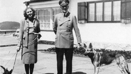 Η αποκαθήλωση του πιο παρανοϊκού ναζιστή: Η φωτογραφία που ο Χίτλερ ήθελε να εξαφανίσει