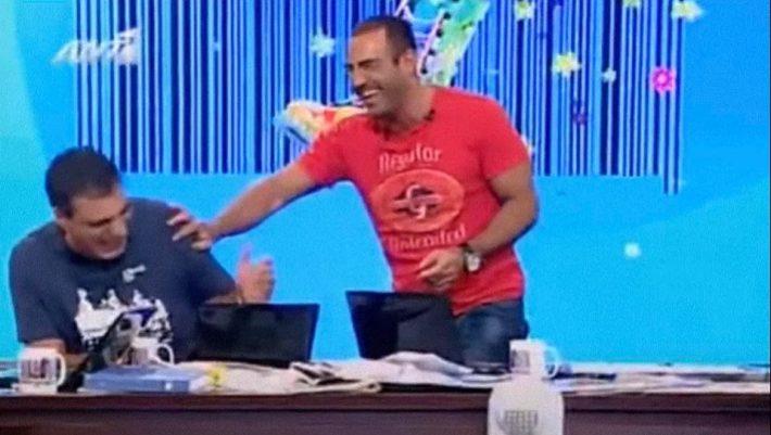 Δάκρυσε και ο Σερβετάς: Η πιο αστεία στιγμή του Κανάκη στην ελληνική TV με την οποία θα γελάμε πάντα (Vids)