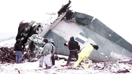 Η συντριβή του C130: Η μεγαλύτερη αεροπορική τραγωδία συνέχισε να «γεννάει» νεκρούς 8 χρόνια μετά το δυστύχημα