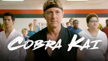 Cobra Kai: Η ιστορία του Karate Kid όπως θα έπρεπε να ειπωθεί εξ αρχής
