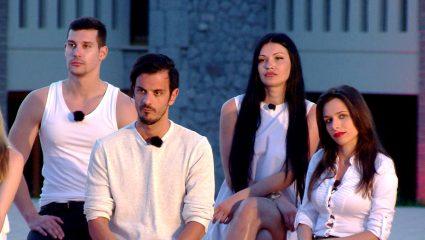 Η μεγαλύτερη κακίστρω στα χρονικά ελληνικού ριάλιτι: 3 λεπτά καταπληκτικού non stop κραξίματος στο «Game of Love» (Vid)