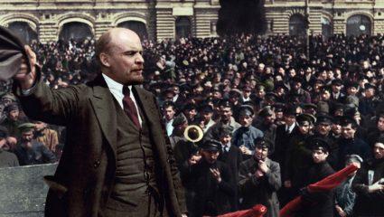 Ο μύθος της ιδιοφυΐας του: Η μέρα που ο Λένιν έχασε το μυαλό του