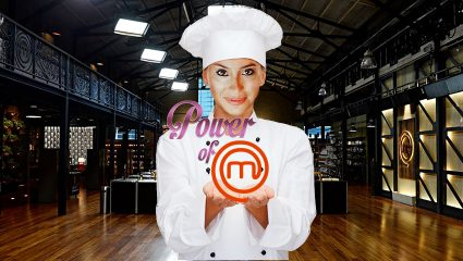 Power of Love και MasterChef ενώνουν τις δυνάμεις τους: Φώτο- ντοκουμέντο με Αθηνά και Στέλλα να μαγειρεύουν στον τελικό!