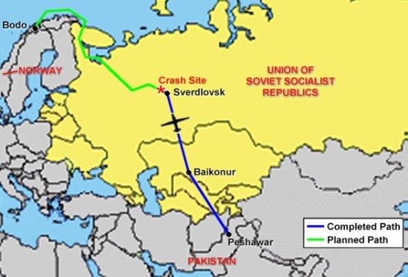 Η κατάρριψη του υπερσύγχρονου U2: Η μέρα που η σοβιετική μηχανή γελοιοποίησε τις ΗΠΑ