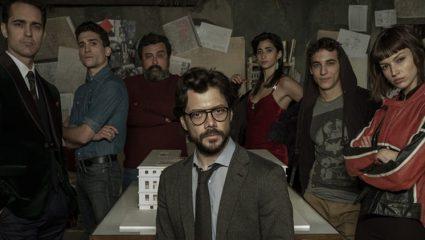 5 λόγοι για να μην ξεκινήσεις το Casa de Papel