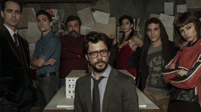 Casa del Papel: Θα μιλούσαμε για την καλύτερη σειρά της χρονιάς αν...