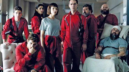 Το Netflix ετοιμάζει ένα απολύτως γυναικείο Casa de Papel