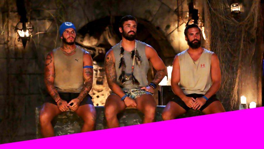 Survivor spoiler: Αγόρου, Τσίλης ή Πάνος; Αυτός ο παίκτης αποχωρεί απόψε!