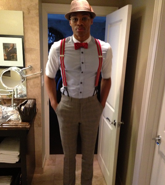6 outfits από παίχτες του NBA που ντρεπόμαστε να βάλουμε