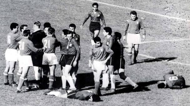 Η «Μάχη του Σαντιάγκο»: Η μέρα που η βία νίκησε το ποδόσφαιρο