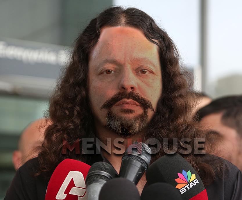 Φωτό-ντοκουμέντο: Αυτή ήταν η μεταμφίεση του Αρτέμη Σώρρα για να αποφύγει τη σύλληψη (Pics)