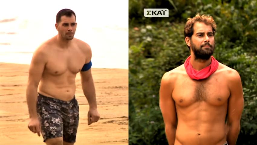 Μπήκε με μπυροκοιλιά, θα βγει κορμάρα: Το πριν και το μετά του παίκτη του Survivor που το... τερμάτισε (Pics)