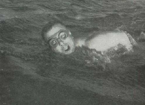 Η άγρια φύση τον νίκησε: Το τραγικό τέλος του Έλληνα θρύλου της κολύμβησης μια ανάσα πριν τον τερματισμό