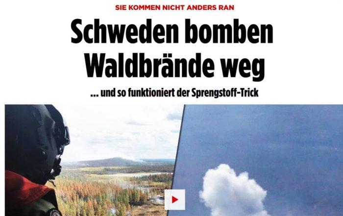 Έτσι σβήνονται οι φωτιές: Τα 3 μέτρα των Σουηδών που στην Ελλάδα δεν θα δούμε ποτέ