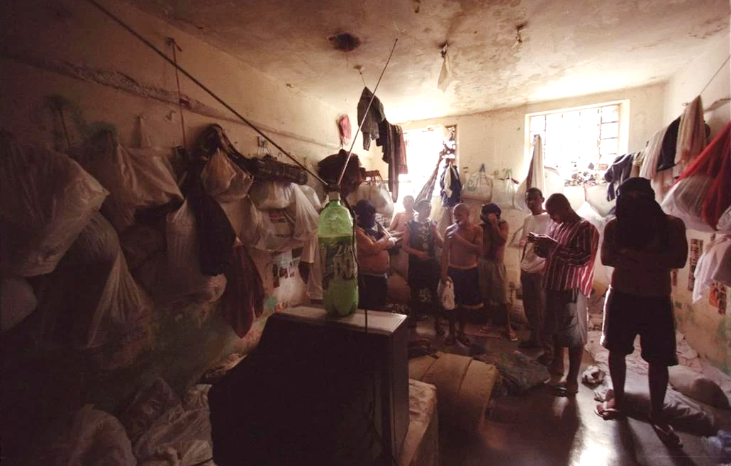 Φυλακές Καραντίρου: Η γυναίκα που ζούσε κρυφά ανάμεσα σε 8.000 κρατούμενους