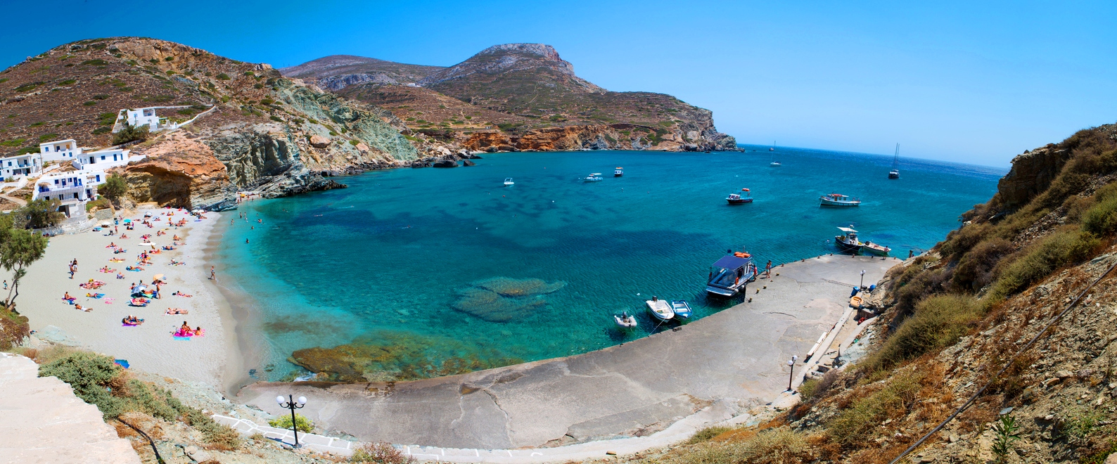 Μύθοι και αλήθειες για τη Φολέγανδρο: Είναι τελικά το ωραιότερο νησί των Κυκλάδων; (Pics)