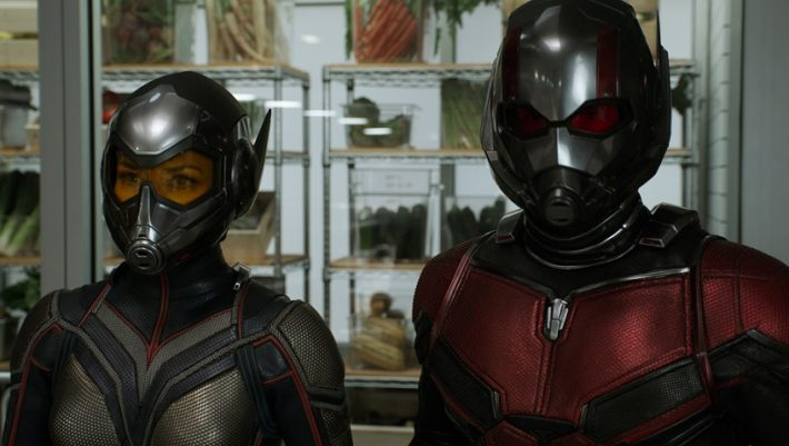 Ant Man and the Wasp: Μήπως η Marvel το τερμάτισε με τις ξεπέτες;