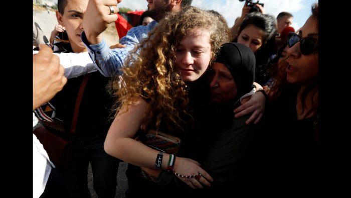 «Μια ελεύθερη ψυχή δεν μπορεί να συλληφθεί»: Από τώρα και για πάντα, Αχέντ Ταμίμι σημαίνει ελευθερία