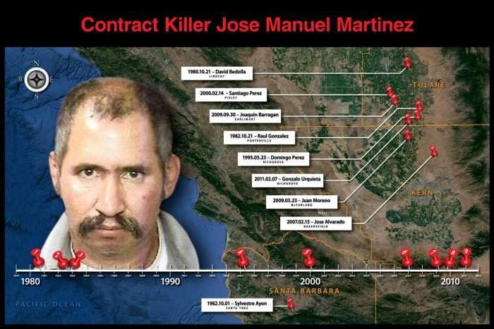 Χοσέ Μανουέλ Μαρτίνεζ: Ο πληρωμένος δολοφόνος με το καλοσυνάτο χαμόγελο