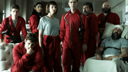 La Casa de Papel: Το spoiler του νέου κύκλου που (δεν) θέλεις να ξέρεις