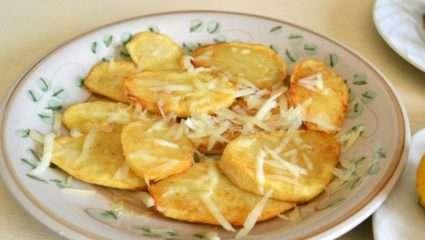 Ρε πάτε καλά; Γιατί κόβετε στρογγυλές τις τηγανητές πατάτες;