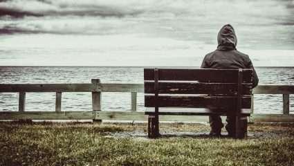 Όταν συνειδητοποιείς ότι η κατάθλιψη είναι το καταφύγιό σου