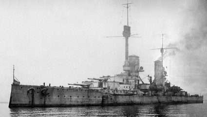 Ο «φονιάς» του τουρκικού στόλου που έγινε παλιοσίδερα