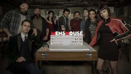 Menshouse volume 2: Εξαντλήθηκε και επανακυκλοφορεί