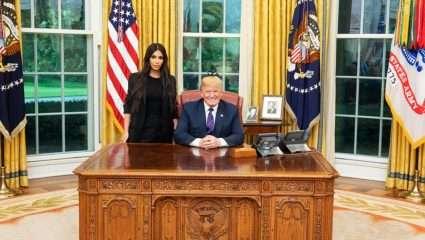 Πώς έφτασε η Κιμ Καρντάσιαν να είναι πιο Πρόεδρος των ΗΠΑ από τον Τραμπ;