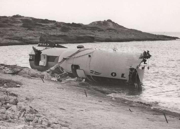 Έφταιγε το σύννεφο: Η μοναδική αεροπορική τραγωδία στην Ελλάδα με επιζώντες και καμία απόδοση ευθυνών