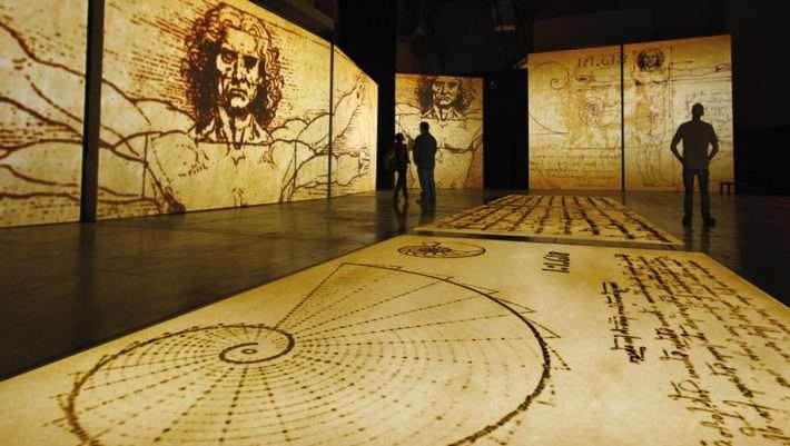 Μετά το Van Gogh Alive έρχεται το Da Vinci Alive