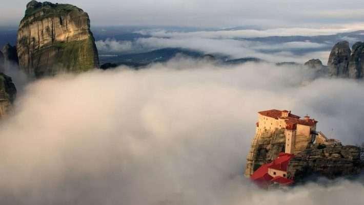 Μετέωρα: Το απίθανο γεωλογικό φαινόμενο που δεν έχει ερμηνεύσει ακόμα η Επιστήμη