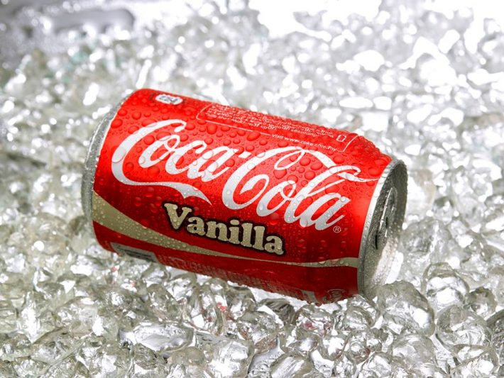 Coca Cola Vanilla: Μια επιλογή που έπρεπε να αποτύχει για να πετύχει