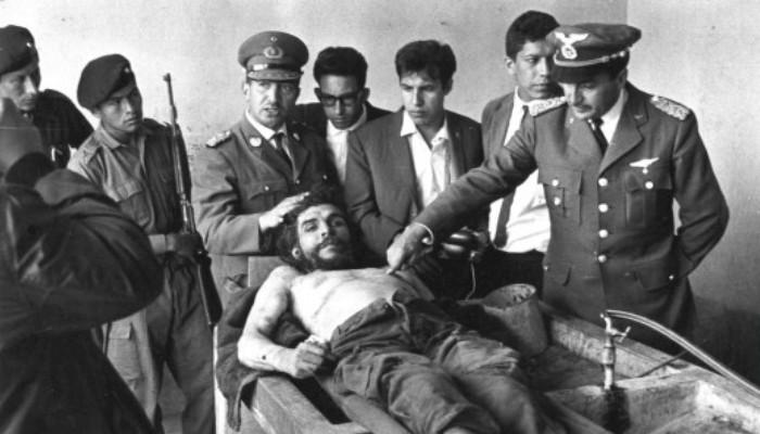 Η κόρη ναζιστή που εκτέλεσε τον δολοφόνο του Τσε Γκεβάρα
