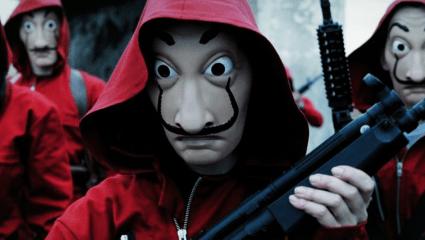 Κουίζ για λάτρεις του La casa de papel: Μπορείς να βρεις τους ήρωες ακόμα και πίσω από τις μάσκες;