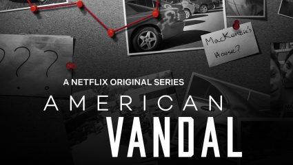 Το American Vandal είναι ό,τι πιο πρωτότυπο θα βρεις σε σειρά