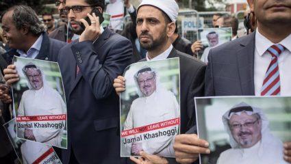 Τζαμάλ Κασόγκι: Τα 7 λεπτά του τρόμου που φέρνουν τη Δύση ενώπιον των ευθυνών της