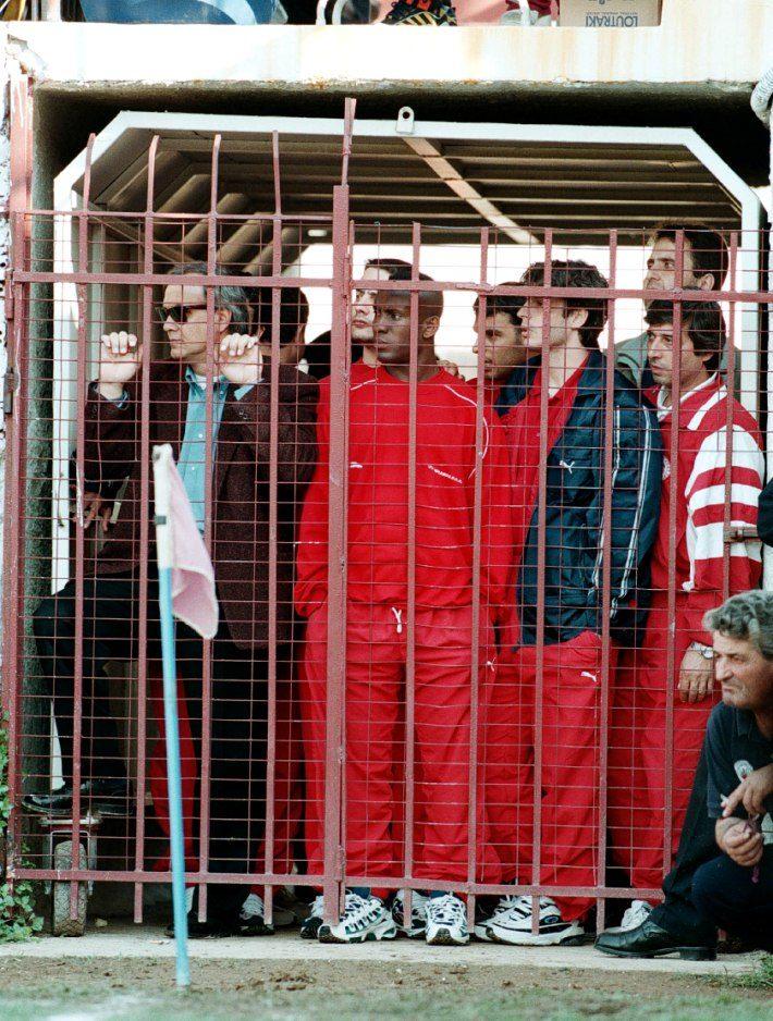 Το πιο ζόρικο ποδοσφαιρικό «κλουβί» στην Ελλάδα!