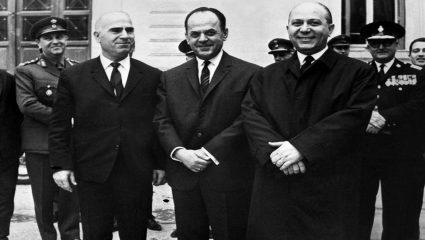 Τα βρόμικα χέρια των συνταγματαρχών: Τα ρουσφέτια της χούντας στην 7ετία