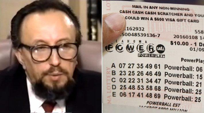 Ένας ιδιοφυής «απατεώνας»: Ο μαθηματικός που ξεχαρβάλωσε τον αλγόριθμο του Λόττο, νικώντας 14 φορές