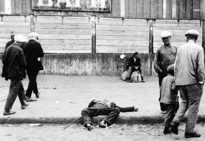 «Ήταν το Ολοκαύτωμα της Ουκρανίας»: Η μαύρη σελίδα της ιστορίας με τα εκατομμύρια νεκρών
