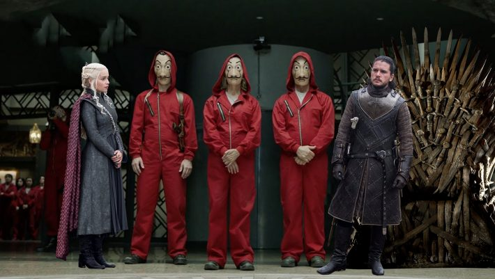 Game of Thrones vs Casa de Papel: Ποιο είναι καλύτερο;